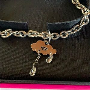 Juicy Couture Jewelry - Juicy Couture Charm Bracelet, Clouds with Rain